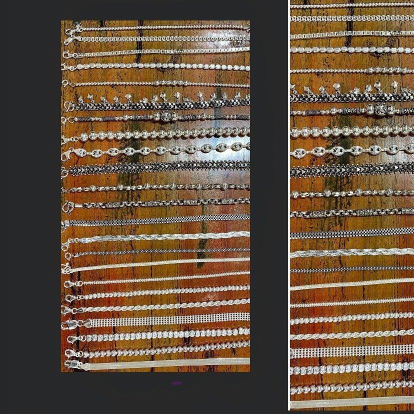 bracciali argento 925 1