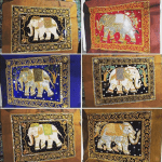 Arazzi elefante