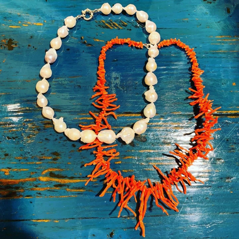 perle corallo